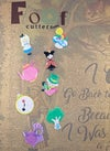 Young Alice in Wonderland Edible Toppers