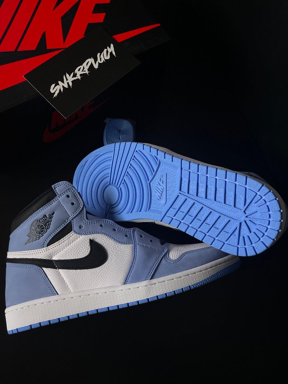 "Air Jordan 1 High ""Univeristy Blue"""