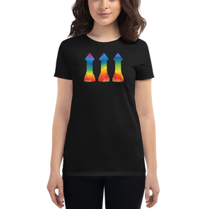 Image of Rainbow Ship (WOMENS)