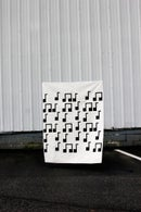 Image 2 of the SHEET MUSIC quilt PDF Pattern