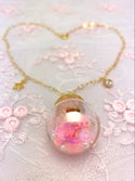 Love Spell Necklace (Glow-in-the-dark)