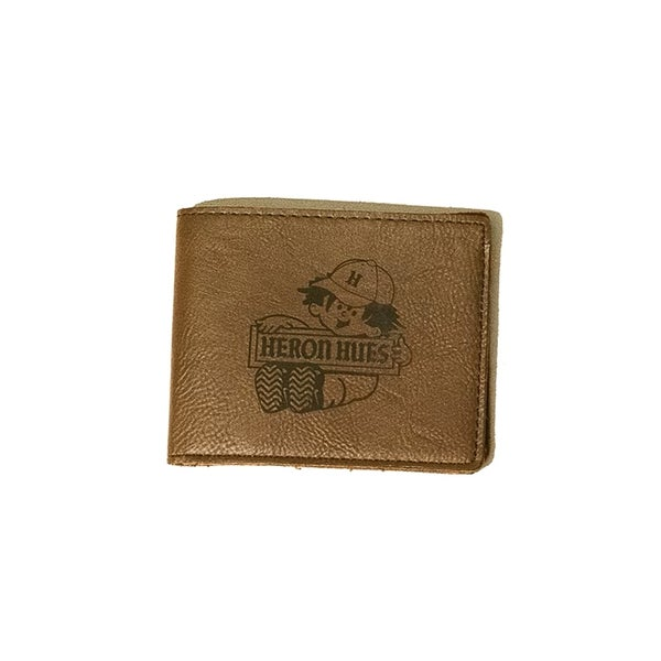Image of Huey Logo Wallet