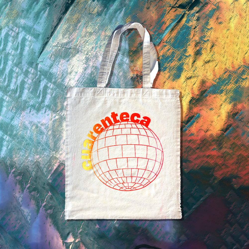 Image of Cuarenteca Tote bag