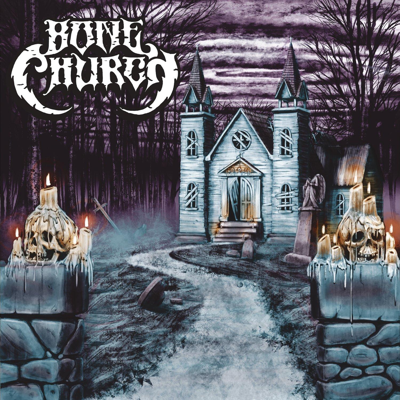 Image of Bone Church s/t (reissue) Limited Digipak CD