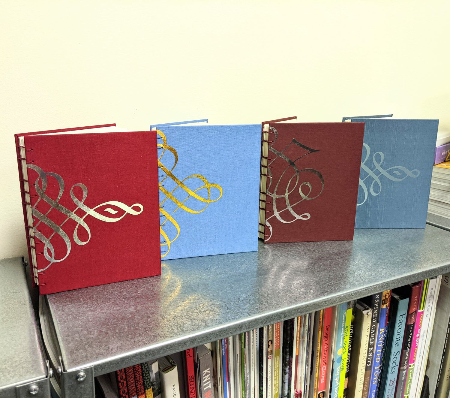 Image of Filigree Watercolor Books   Limited Edition