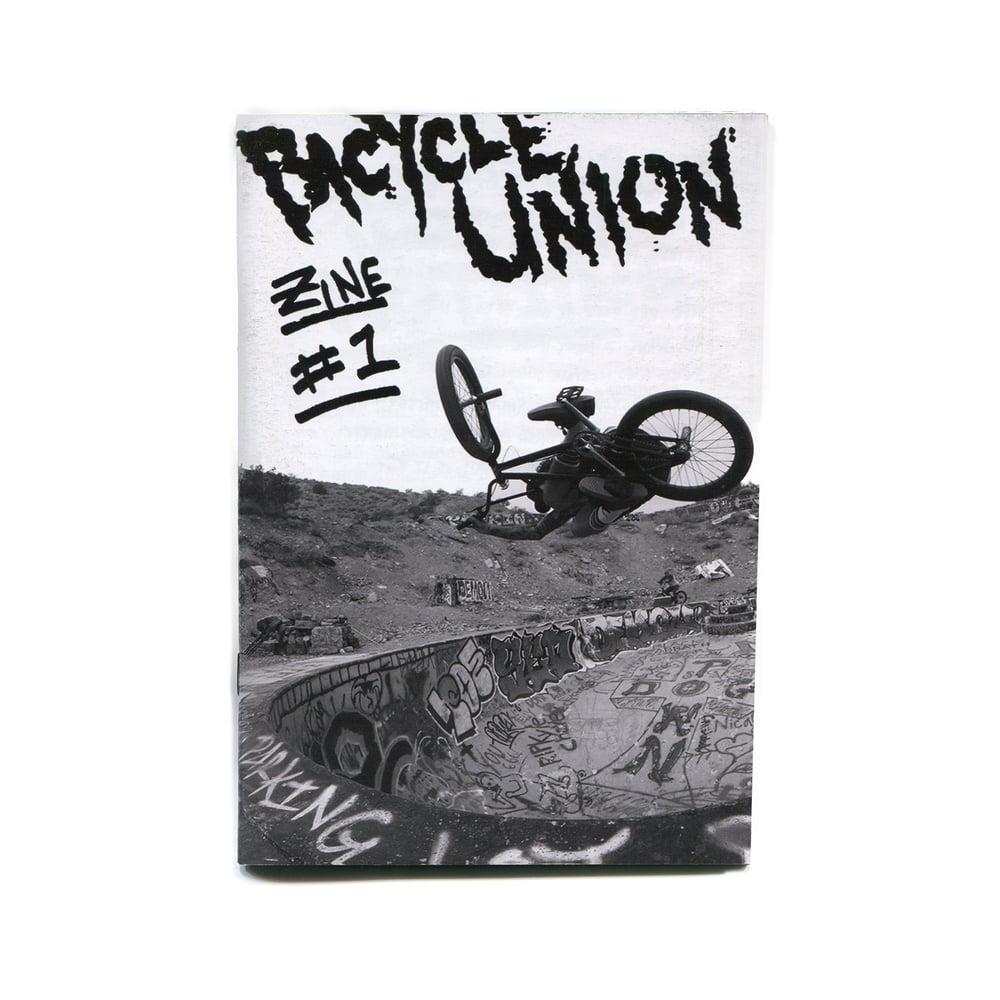 Image of Bicycle Union Zine #1