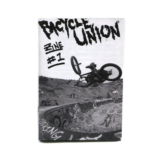 Image of Bicycle Union Zine #1