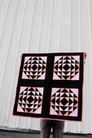 Image 3 of the BASKETCASE QUILT PDF Pattern