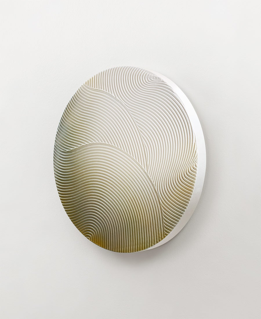 Image of Sphere Relief  · Sea (sold)