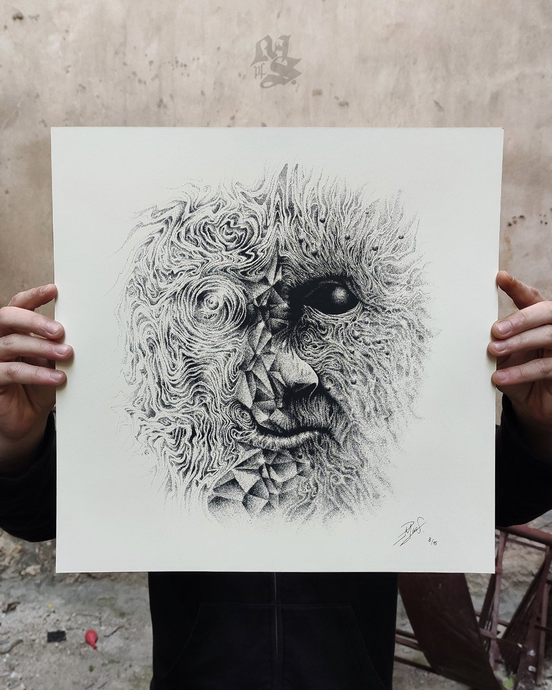 Image of IDLE<br/> Standard<br/> <small>Limited Edition Screen Print</small>