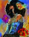 """Majestic""  Canvas Print"