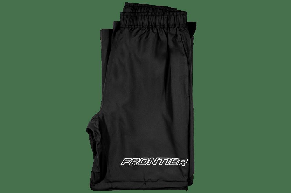 Image of 3M Frontier Waterproof Zip-Away Bottoms Black