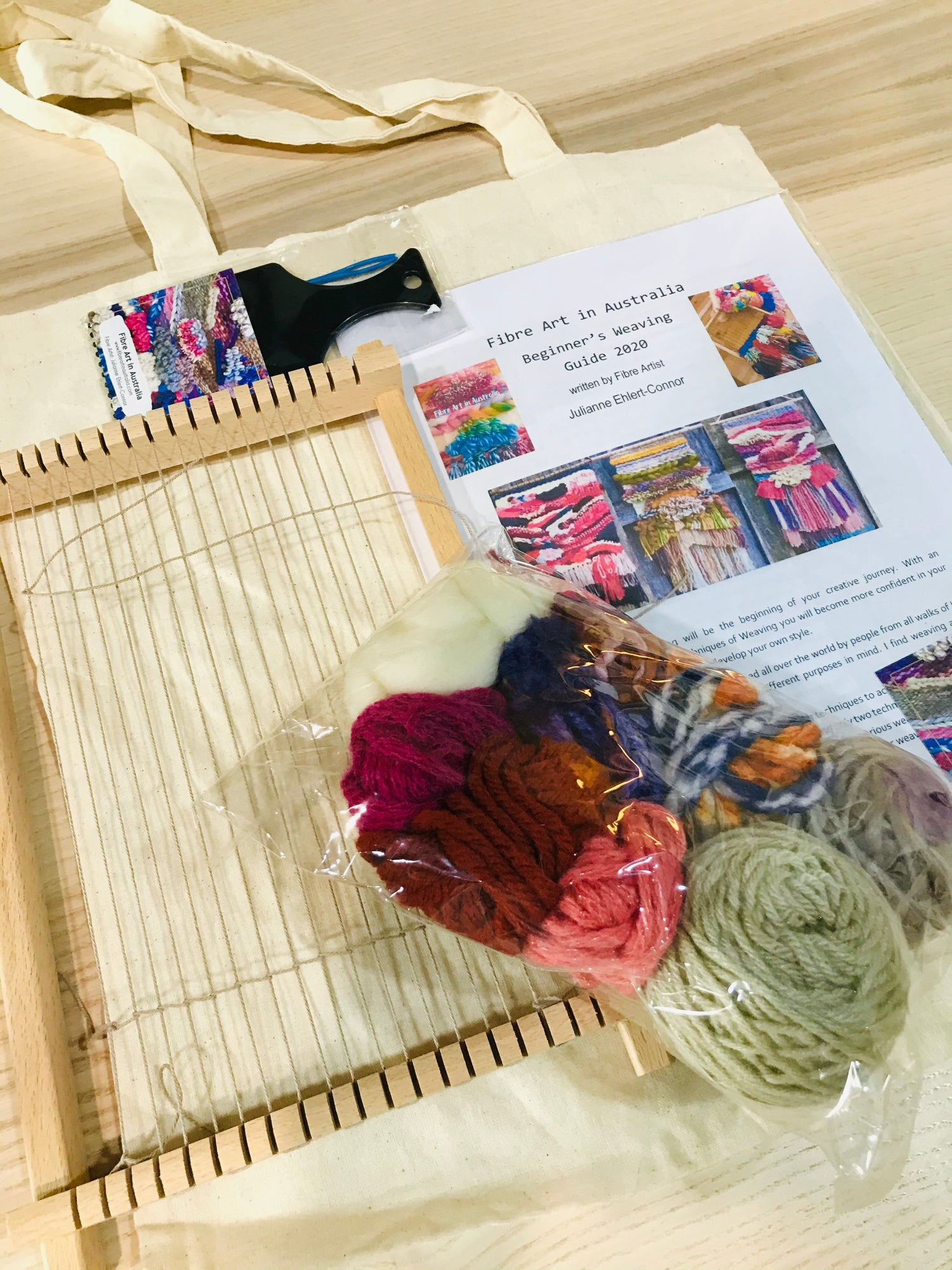 Image of Full Weaving Kit