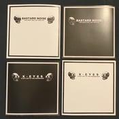 """Image of X-Eyes / Bastard Noise - Split 7"""""""