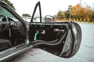 Image of Mazda MX5 - MK2 - Full Door - Track Car Door Cards