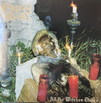 "Image of Mortuary Drape ""All The Witches Dance"" _  2 x 12"" LP _ Iron Tyrant Records"
