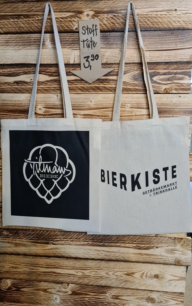 Image of Stofftüte - Tilmans Biere X Bierkiste