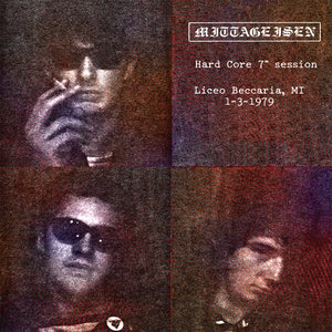 """Image of MITTAGEISEN Hard Core 7"""" Session 1979 LP"""