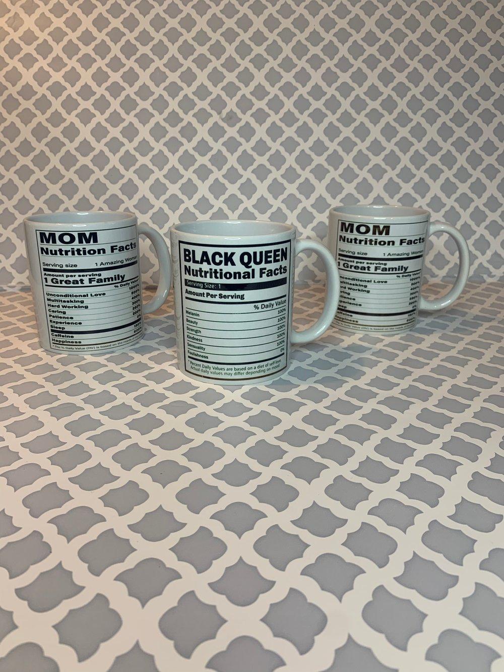 Image of Just my type mug