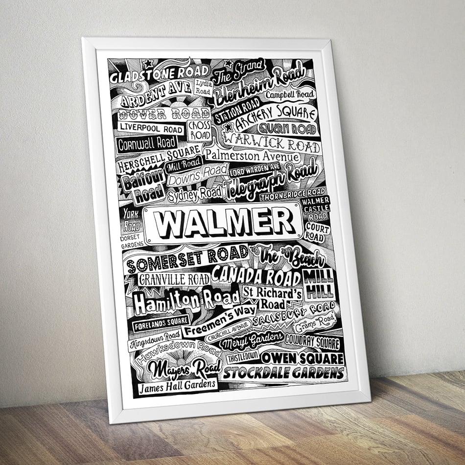 Image of Walmer Street Names