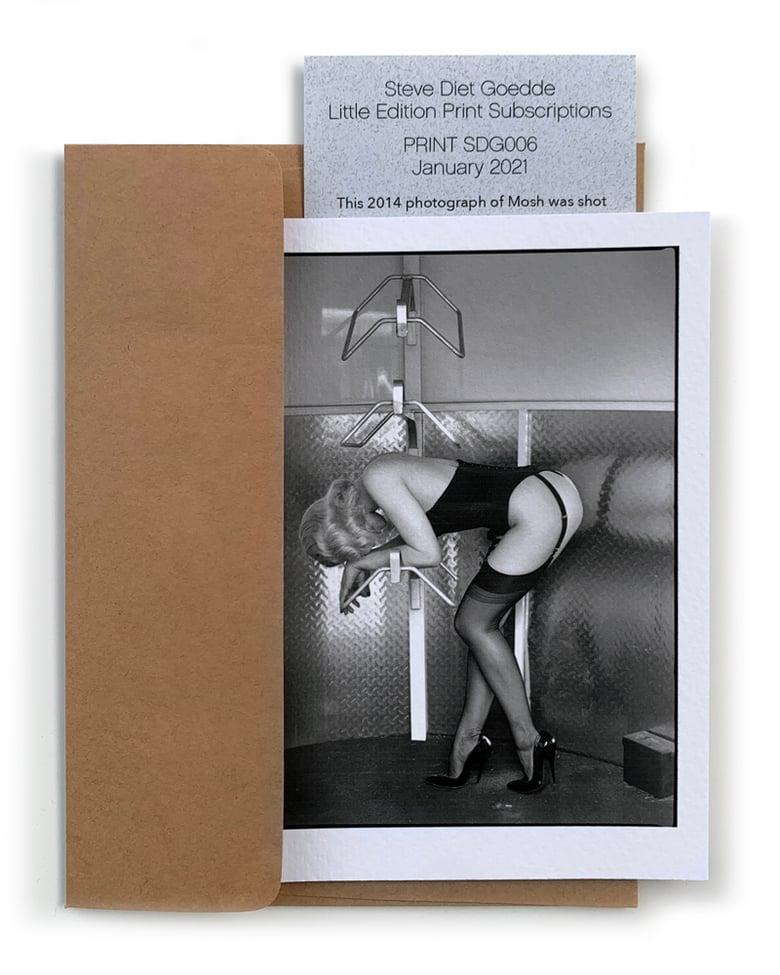 Image of Subscription Print SDG006