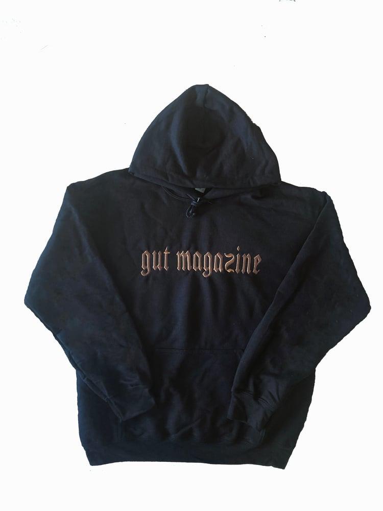 Image of 'gut magazine' Hoodie