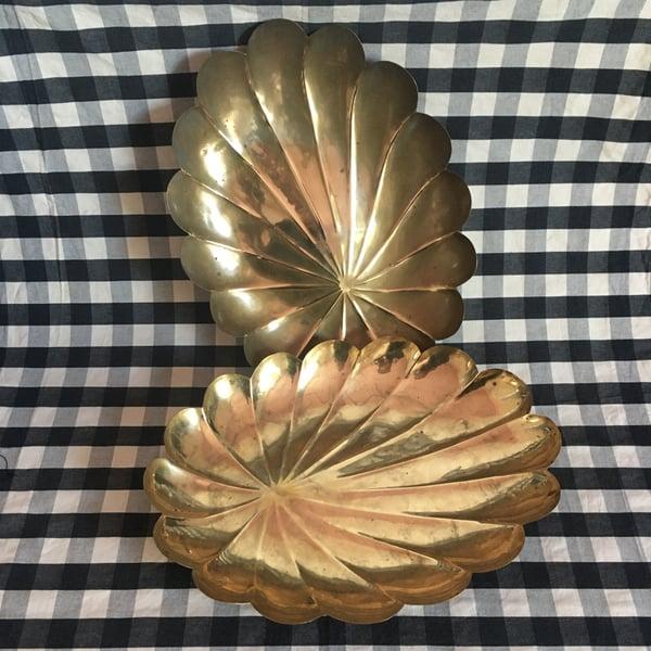 Image of Decorative Brass shells