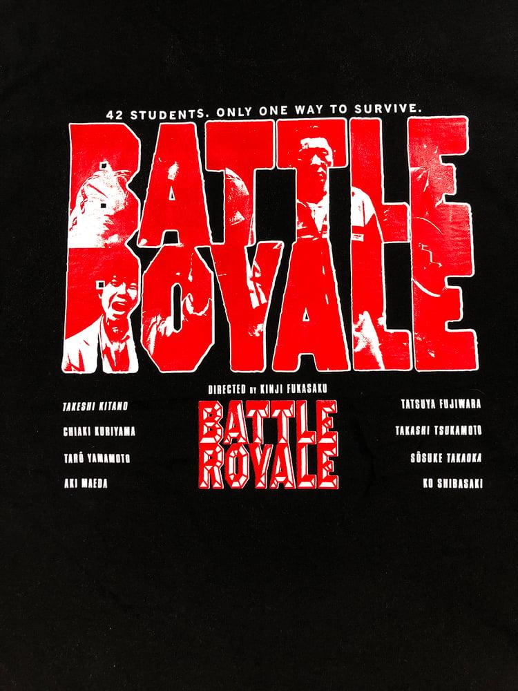 Image of Battle Royale