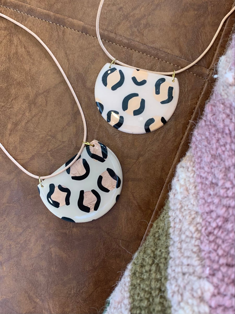 Image of Pendant necklace