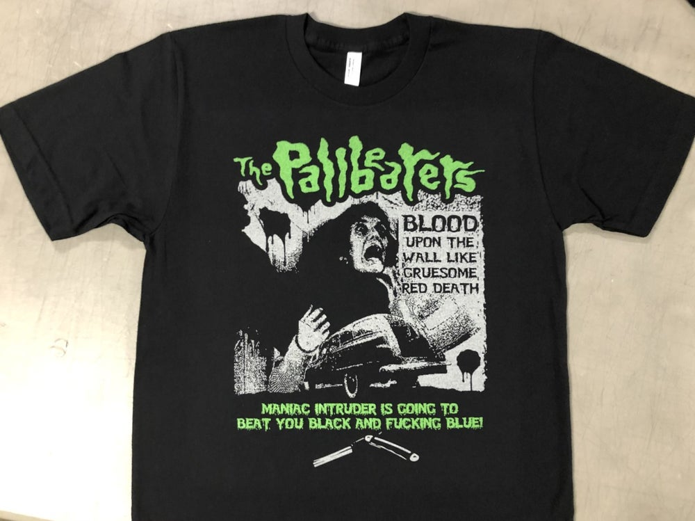 "Image of The Pallbearers ""Maniac Intruder"" Shirt"