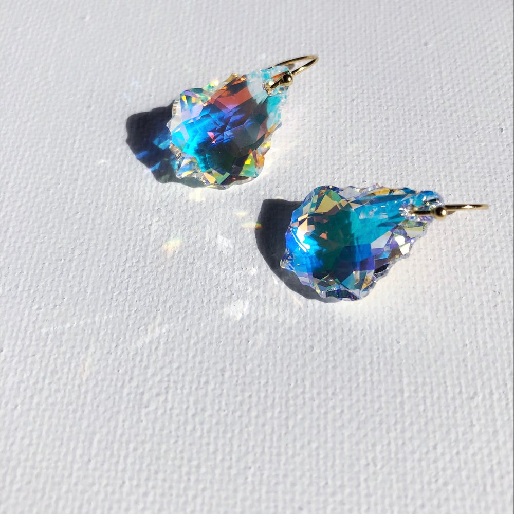 Image of NEW! Swarovski Crystal Statement Earrings