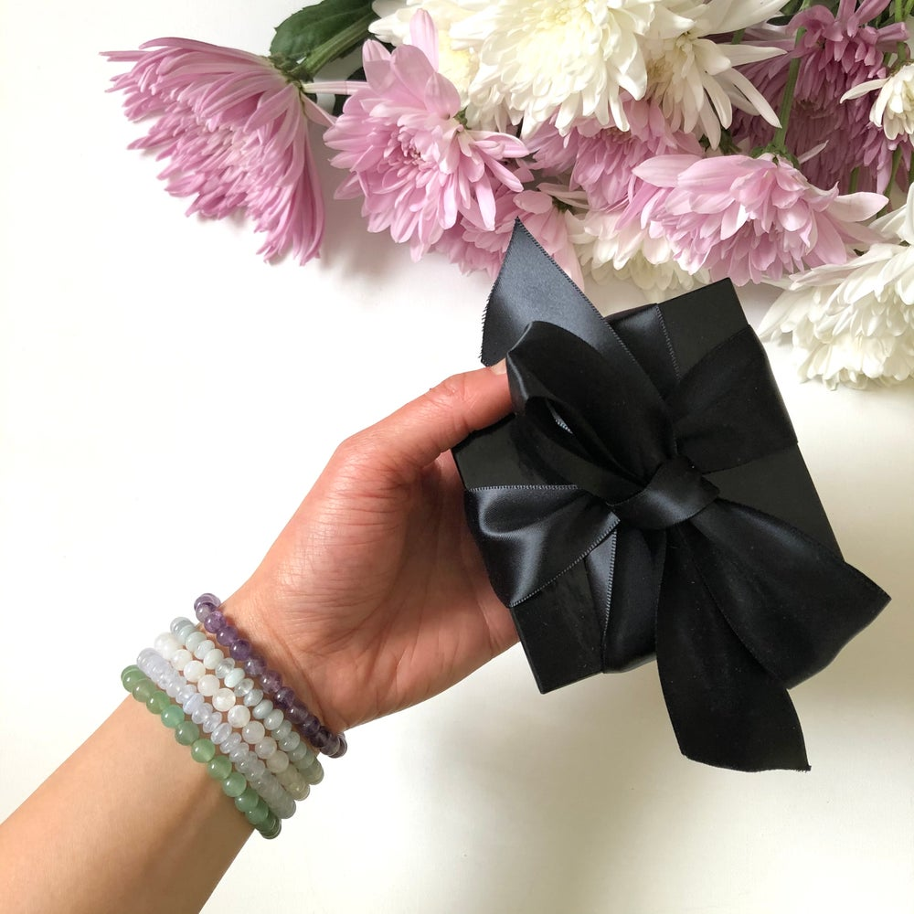 Image of Blue Lace Agate Bracelets
