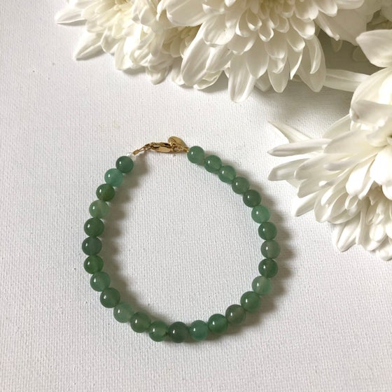Image of NEW! Aventurine Bracelets