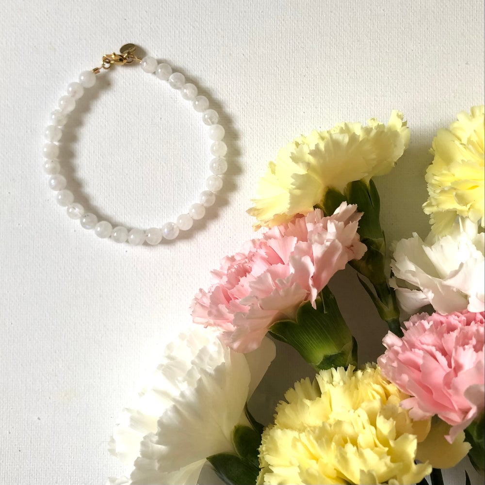 Image of NEW! Moonstone Bracelets