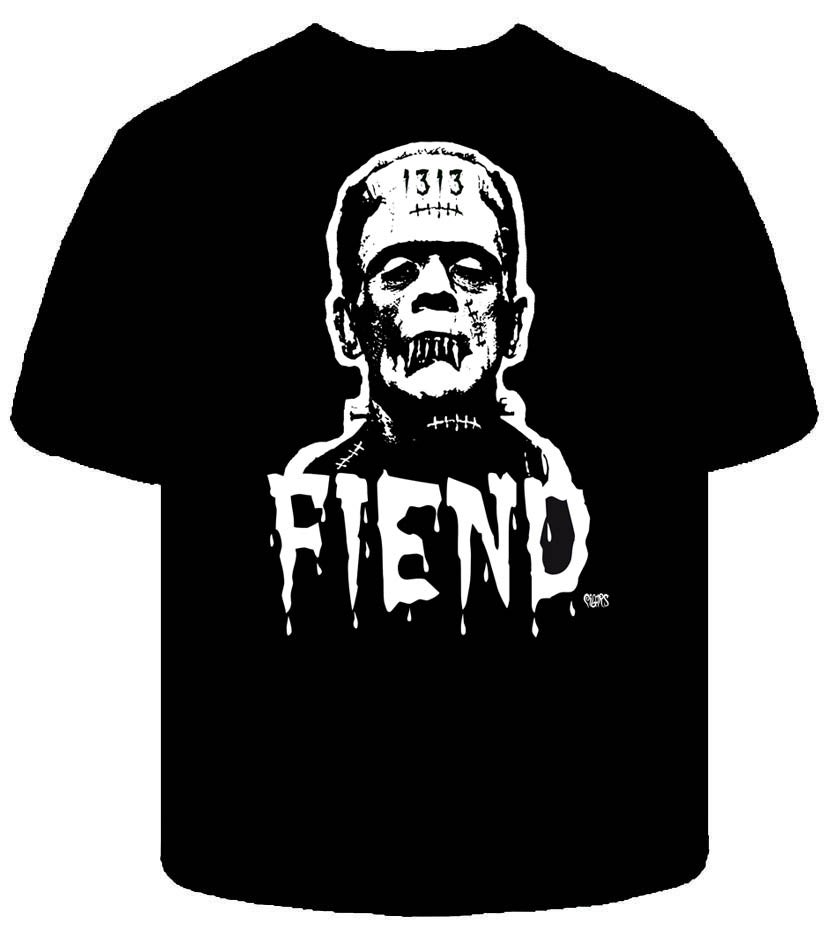 Image of FIEND - MENS SHIRT - BACK IN STOCK LIMITED QUANITY