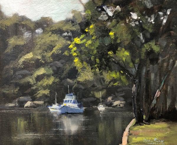 Image of Boats At Picnic Point
