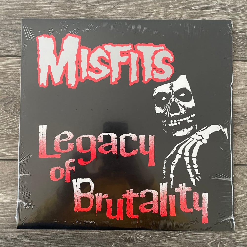Image of Misfits - Legacy of Brutality Vinyl LP