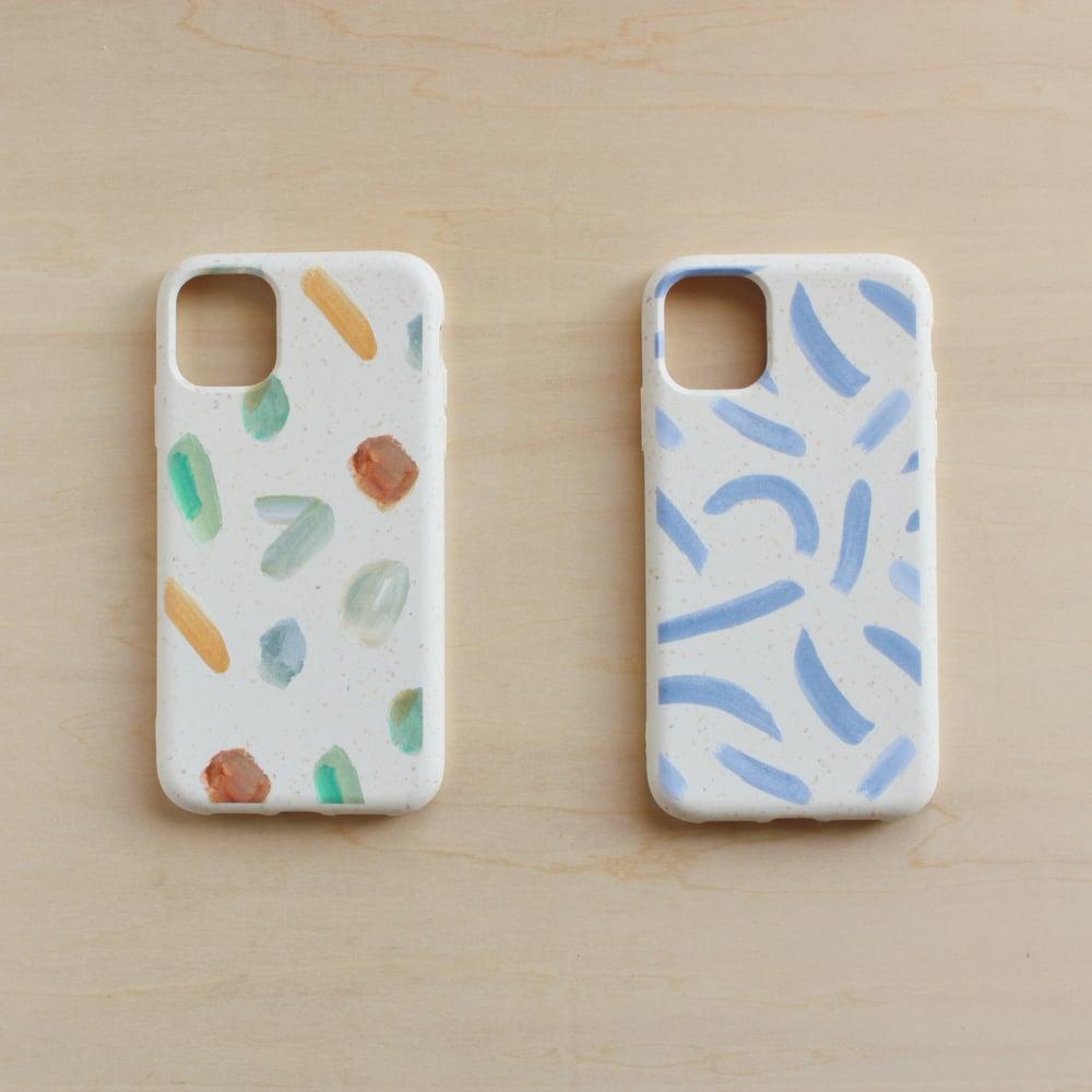 Image of eco smartphone case / SEA STONE
