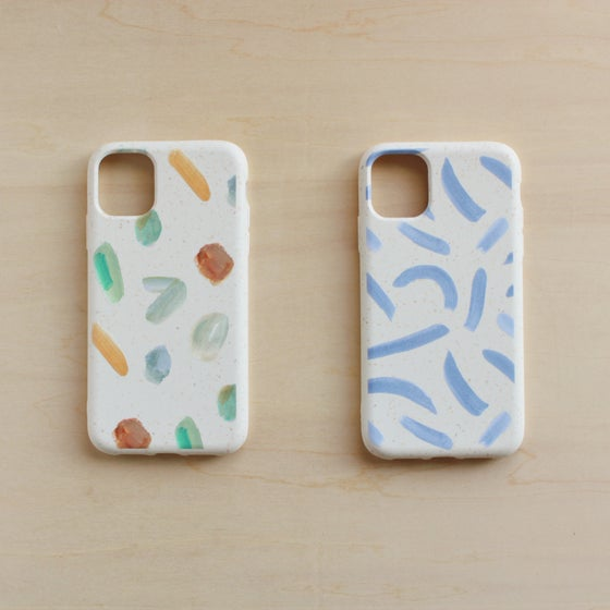 Image of eco smartphone case / SEA STONE