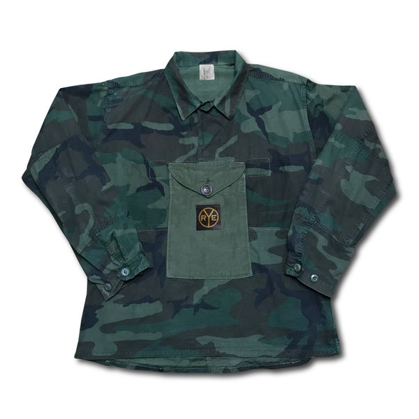 Image of RYE® RE-IMAGINE ARMY SMOCK