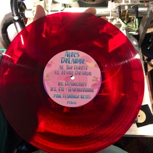 Alecs DeLarge - Diamonds EP (Limited Edition)