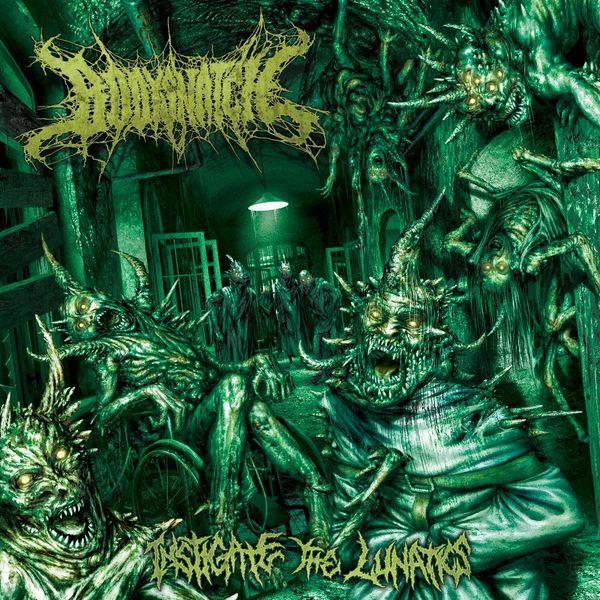 Image of BODYSNATCH - Instigate The Lunatics CD