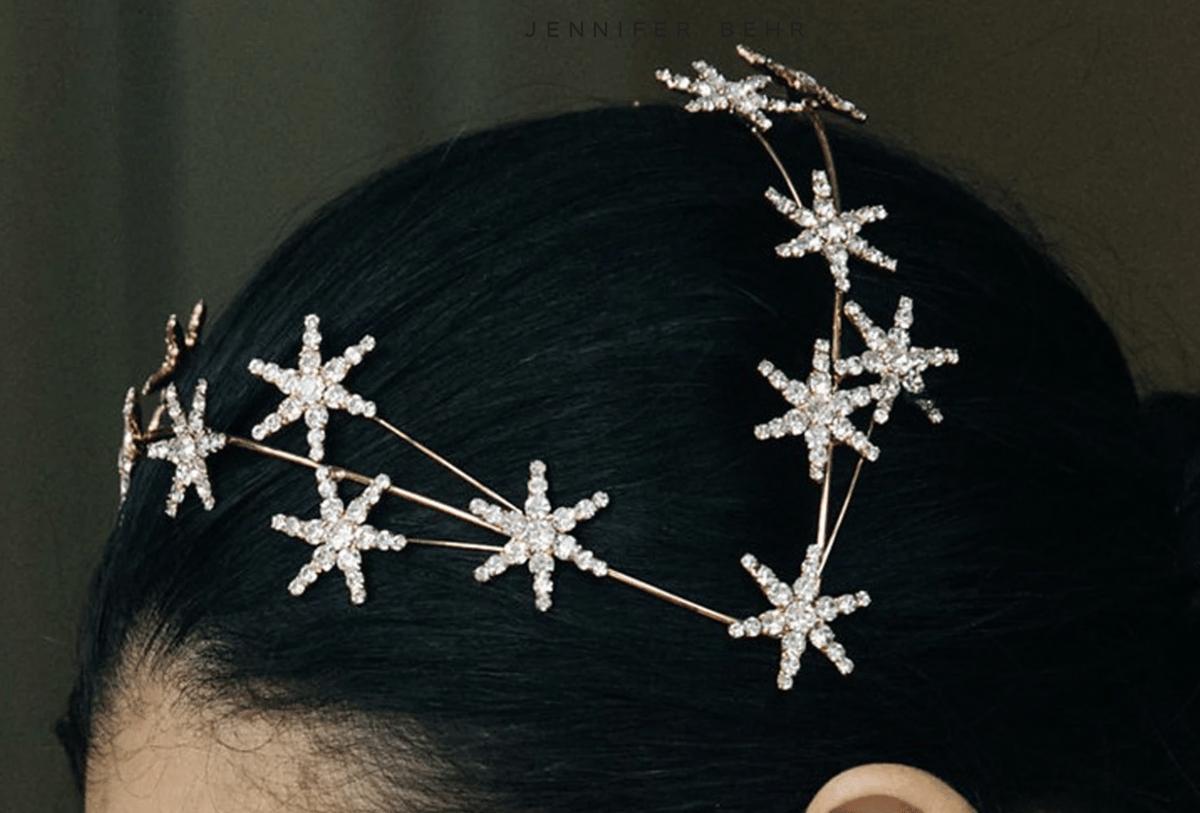 Image of Celestial Coronet Headband