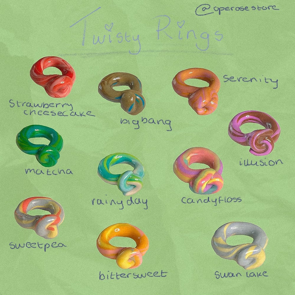 Image of Twists Collection