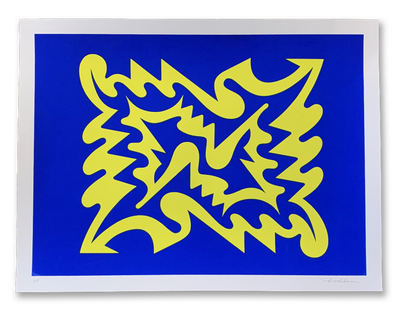 Image of Philip Woollam Screenprint
