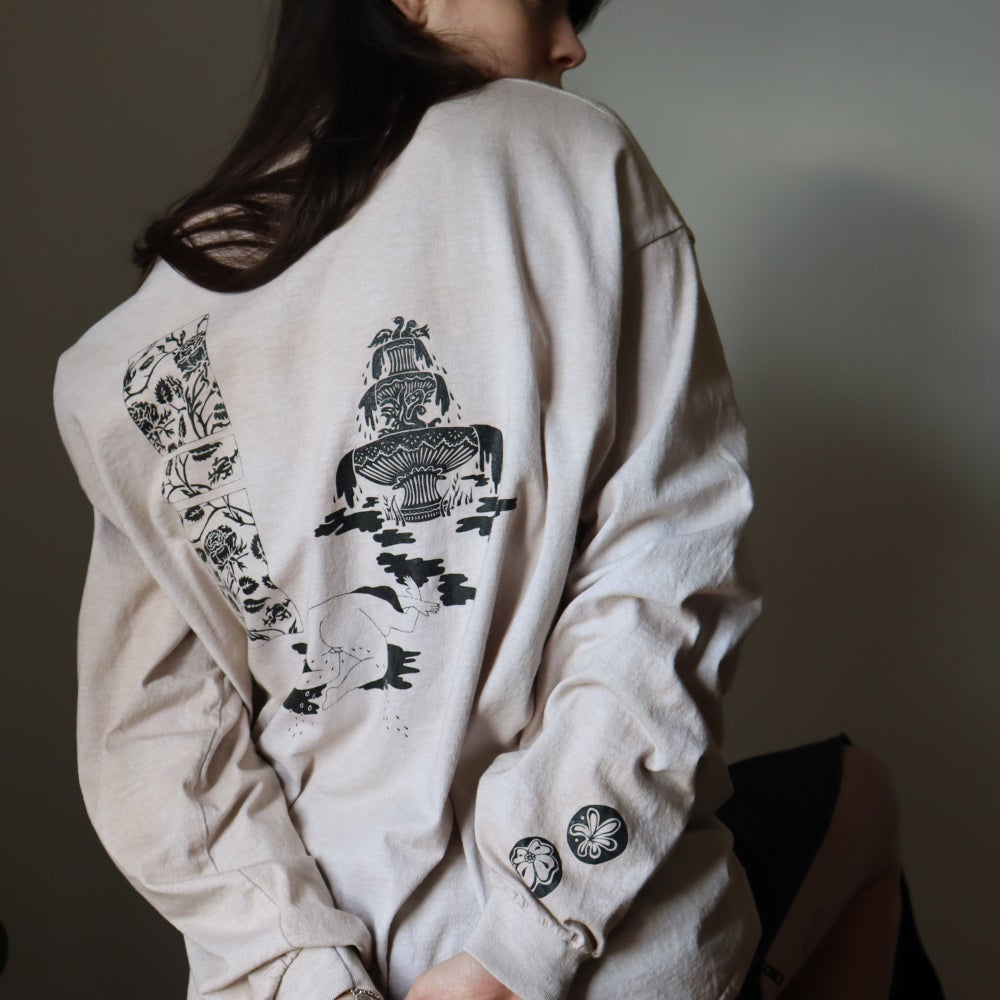 Image of My Love is for You To Drink // Long Sleeve