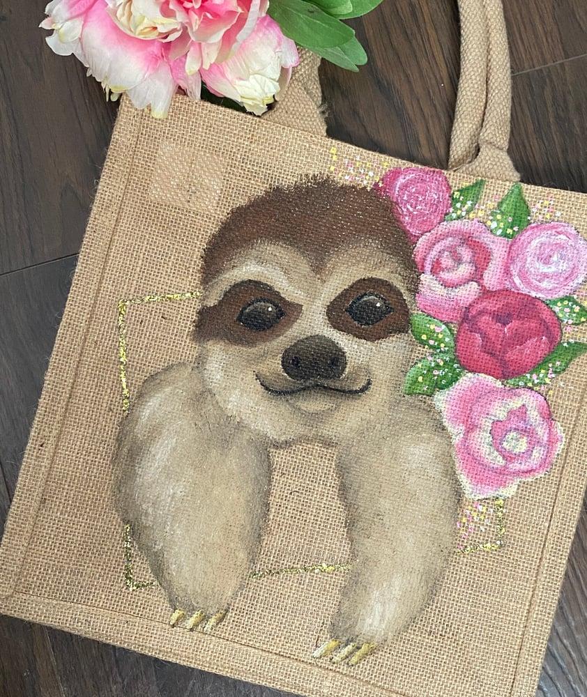 Image of Sloth Bag