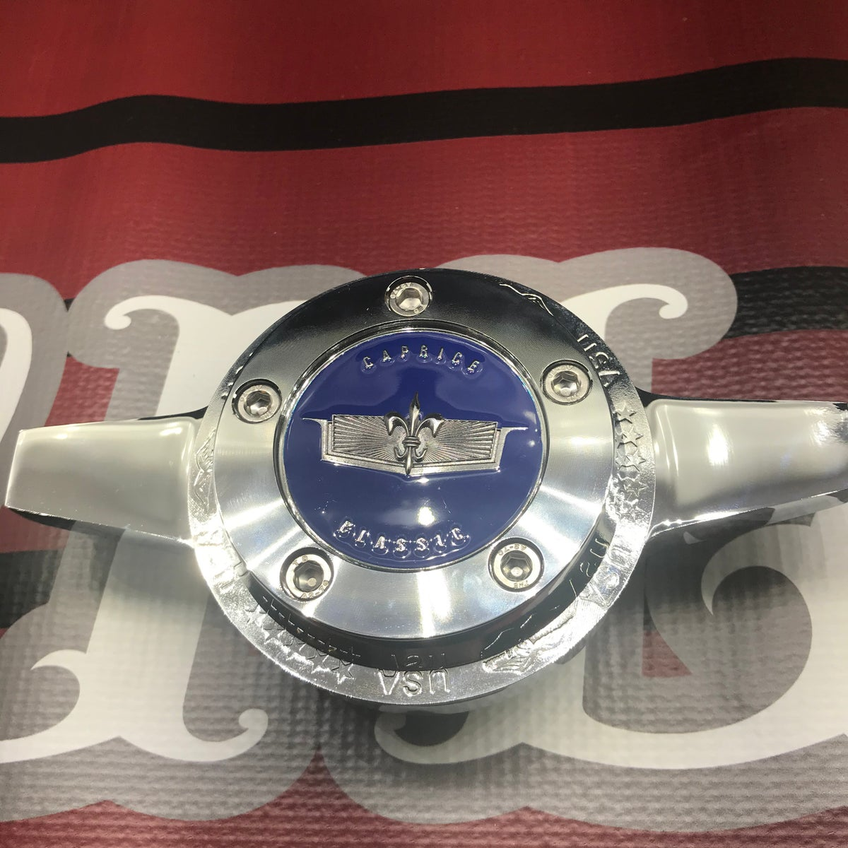 Image of Caprice blue chips 21/4 set