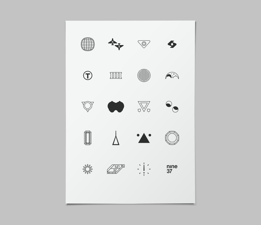 Image of Assorted Icons [light]