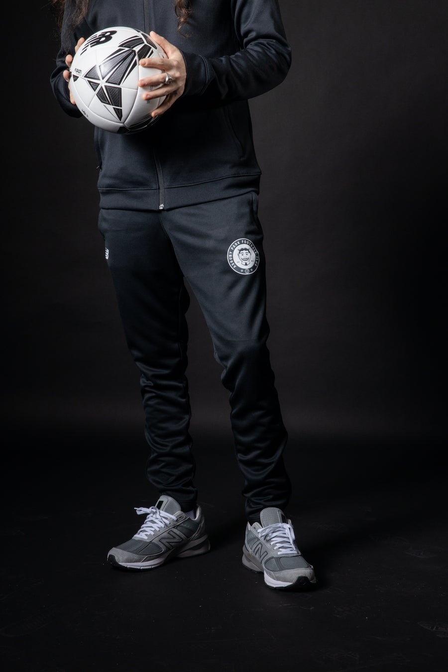 Image of Men's New Balance Warm-Up Pants
